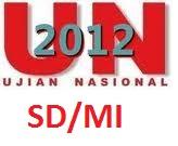 Pengumuman Hasil UN SD 2012